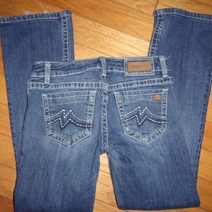 MISS ME SUNNY BOOT WOME'S JEANS SZ 29